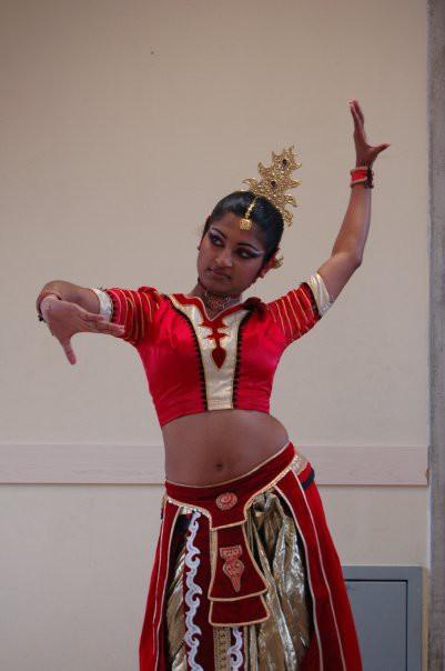 Danza Bharatanatyam